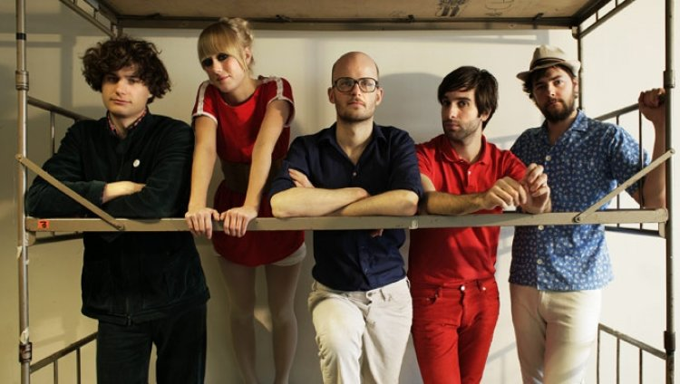 "Shout Out Louds - ""Blue Ice"""