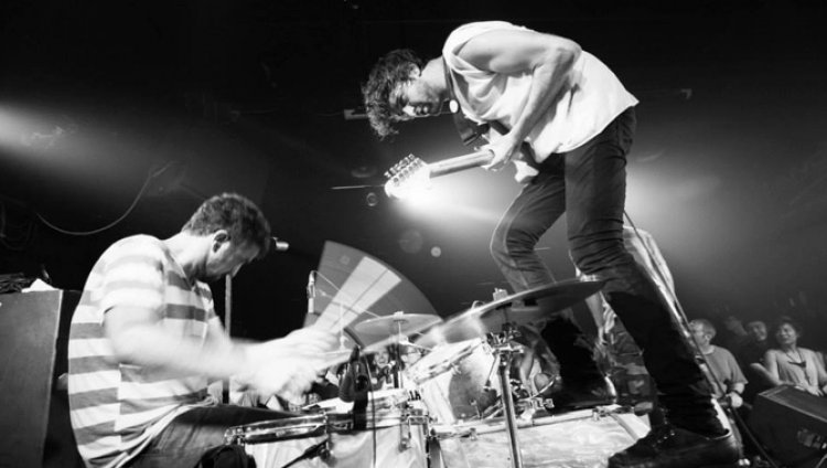 """Somos 'post nada', nos consideramos una banda de rock and roll"": Japandroids"