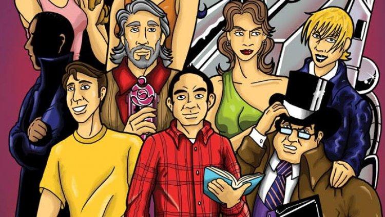 Los Detectives: Homenaje a Tim Burton