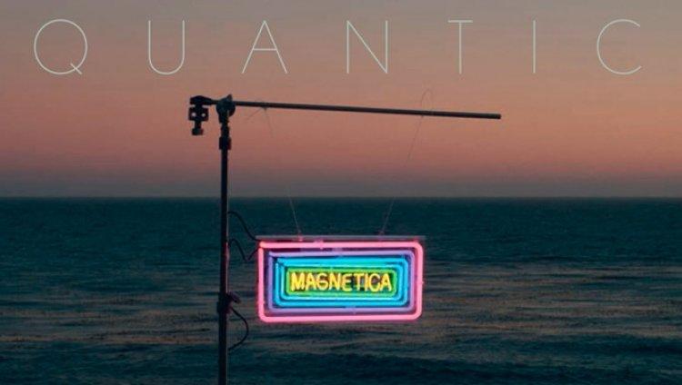 """Quantic lanza su nuevo álbum """"Magnetica"""""""