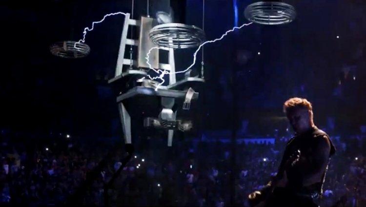 Vean el tráiler de la nueva película 3D de Metallica