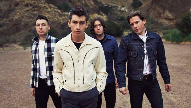 Nuevo sencillo de Arctic Monkeys