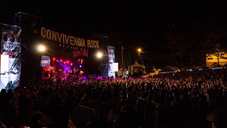 En Pereira arrancó la cruzada por el Convivencia Rock 2016