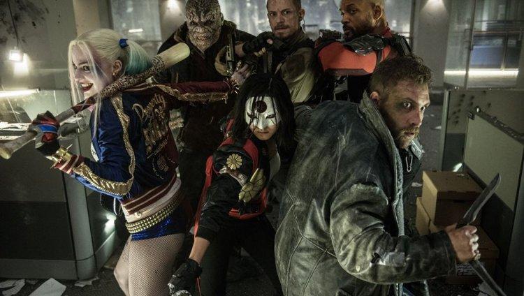 Tenemos nuevo adelanto de Suicide Squad