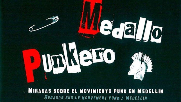 """Libros: """"Medallo Punkero"""", el punk se mira a sí mismo"""