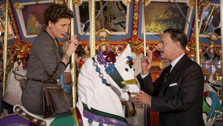"A 50 años de Mary Poppins Disney estrena ""Saving Mr. Banks"""