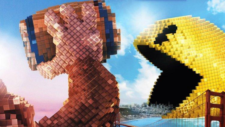PIXELS: una aventura donde saber jugar videojuegos se convierte en la última esperanza del planeta Tierra