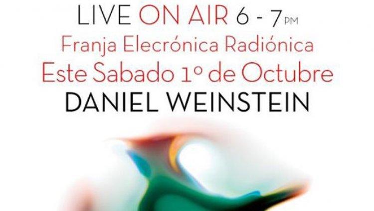 LIVE ON AIR - Franja Electrónica con Gonzalo Rodríguez