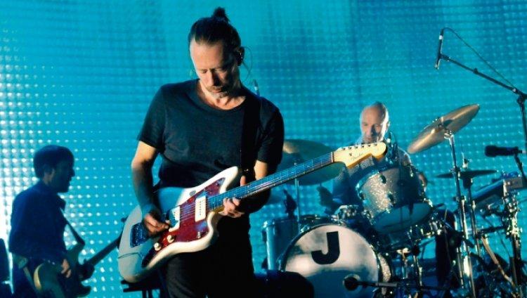 Radiohead regresa a los estudios de grabación