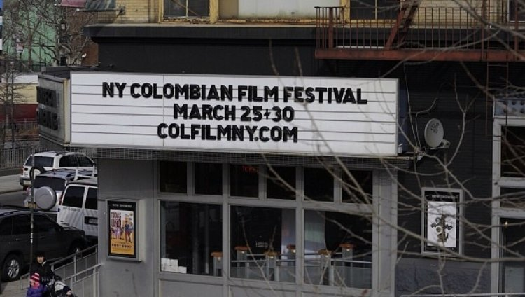 Colombian Film festival Nueva York