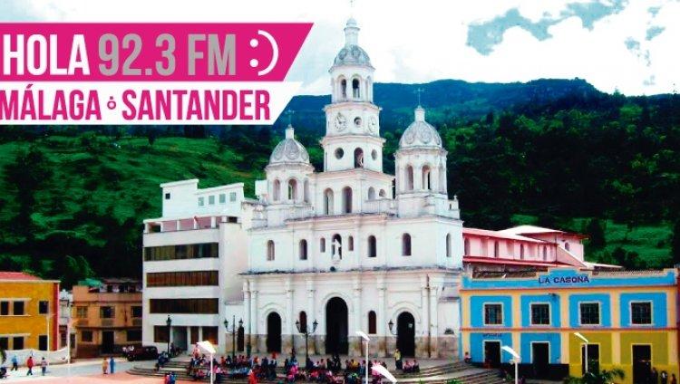 Señal Radiónica llega a los 92.3 FM de Málaga, Santander