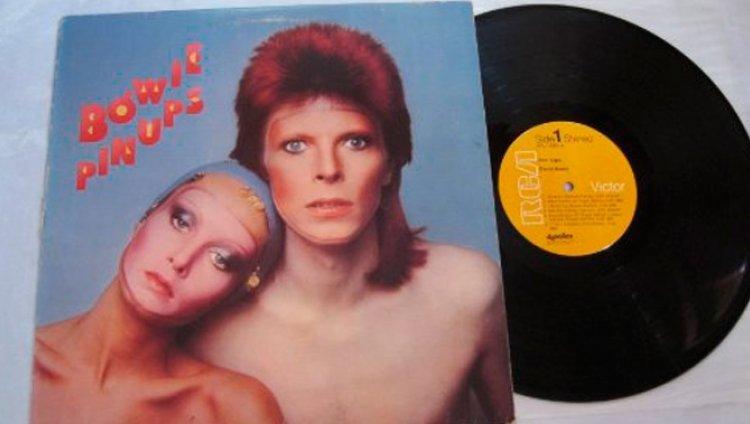 La Morateka: Pin Ups de David Bowie