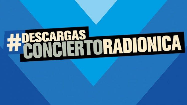 Descargas exclusivas del Concierto Radiónica 2012