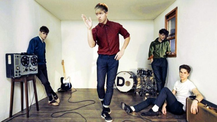 Stereogum publica nuevo remix de The Drums