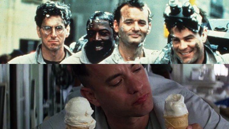 Los Cazafantasmas y Forrest Gump regresan a salas de cine