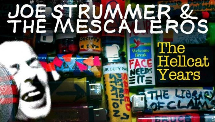 Reviviendo a Joe Strummer y Los Mescaleros