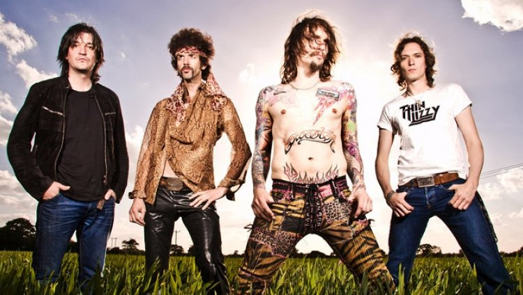 The Darkness regresa con nueva música