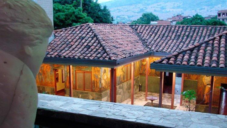 Casa Museo Pedro Nel Gómez: alternativa del arte en Medellín