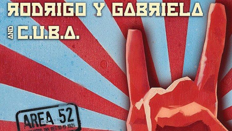 Rodrigo y Gabriela publican nuevo material