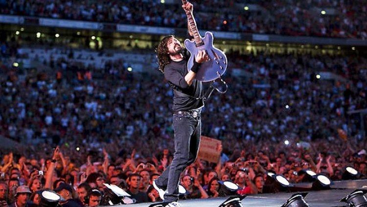 No habrá más Foo Fighters por un tiempo