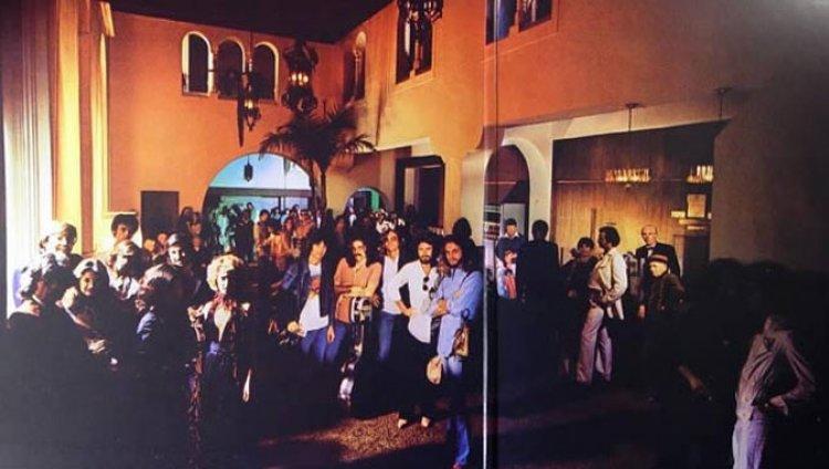 La Morateka: Hotel California