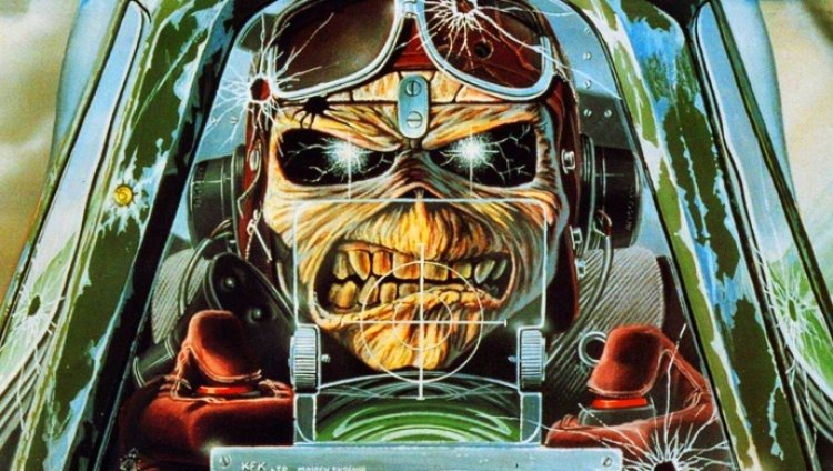 Datos en el aire sobre Iron Maiden
