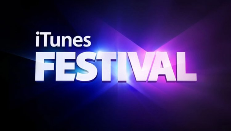 Así será el iTunes Festival 2013