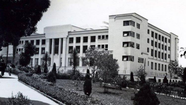 El edificio de La Biblioteca Nacional cumple 75 años
