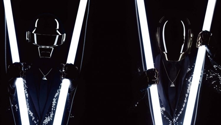 Daft Punk gana el álbum del año en los Grammy