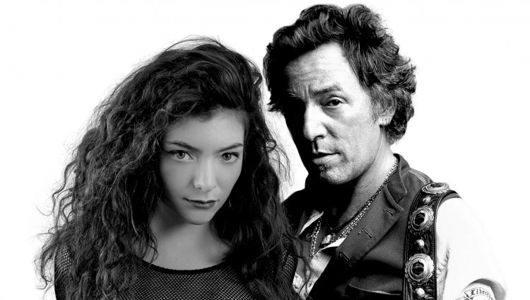 "Bruce Springsteen versiona ""Royals"" de Lorde"