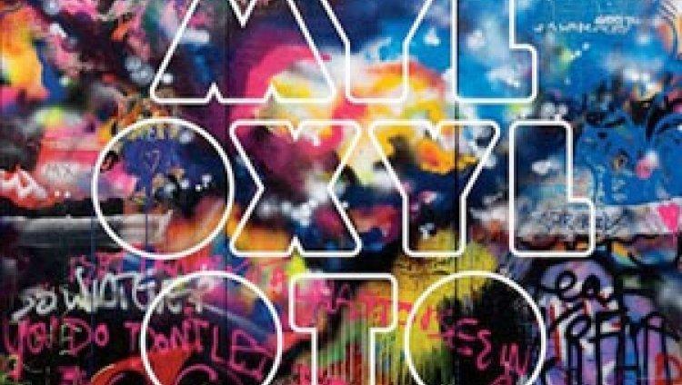 """Coldplay - """"Mylo Xyloto"""""""