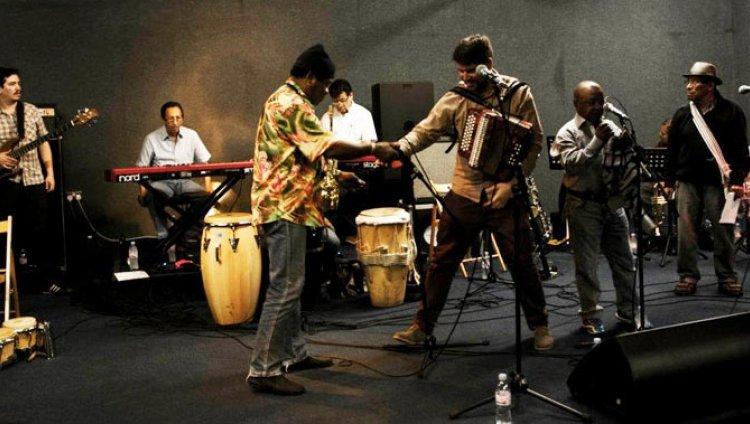 Entrevista: Ondatrópica en el Trans Musicales de Rennes