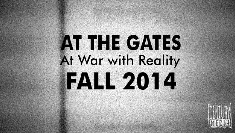 """At The Gates: así sonarán las baterías de """"At War With Reality"""""""