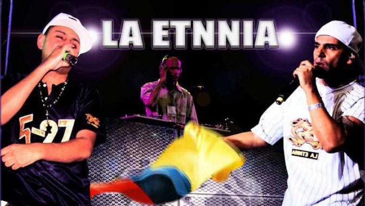 La Etnnia en vivo (1992, 1993)