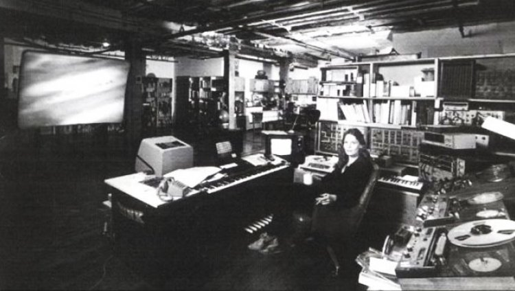 Una pionera de la música electrónica
