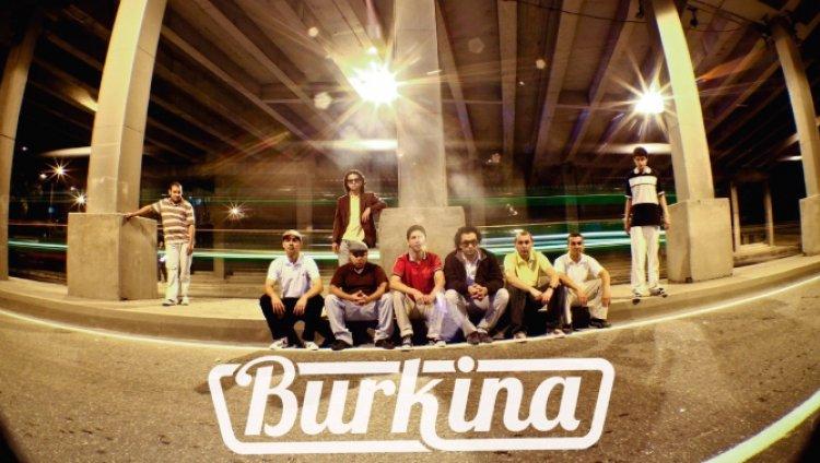 Burkina regresa con nuevo disco y videoclip
