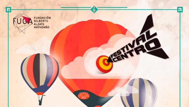 El primer festival del año: Festival Centro 2014