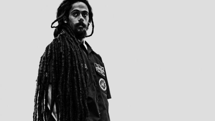 Damian Marley junto a Profetas en Bogotá