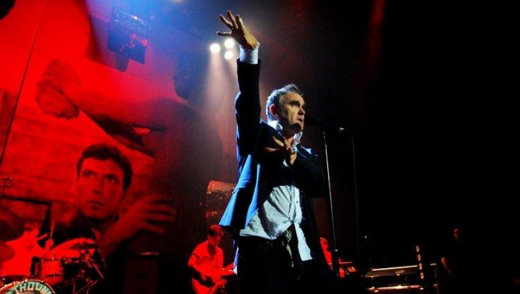 Morrissey pensó en voz alta