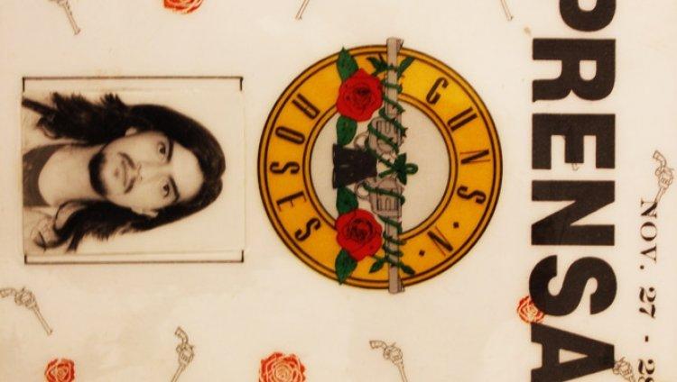 Entrevista: Andrés Durán y el concierto de Guns N' Roses en 1992