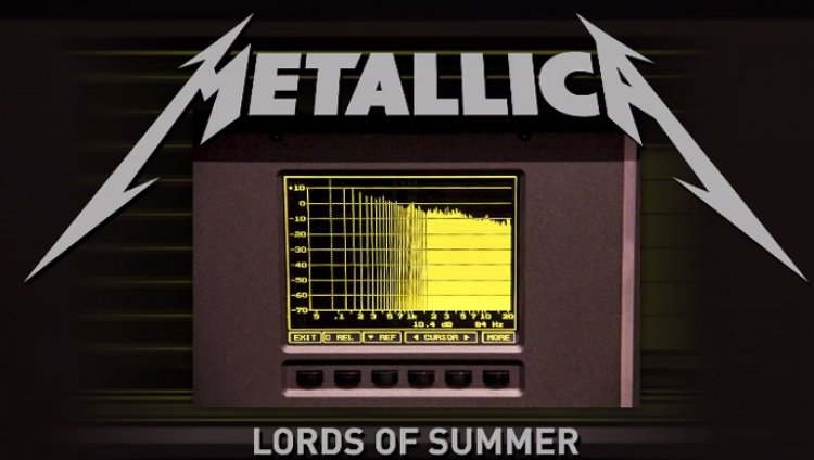 "Metallica publica demo de ""Lords Of Summer"""