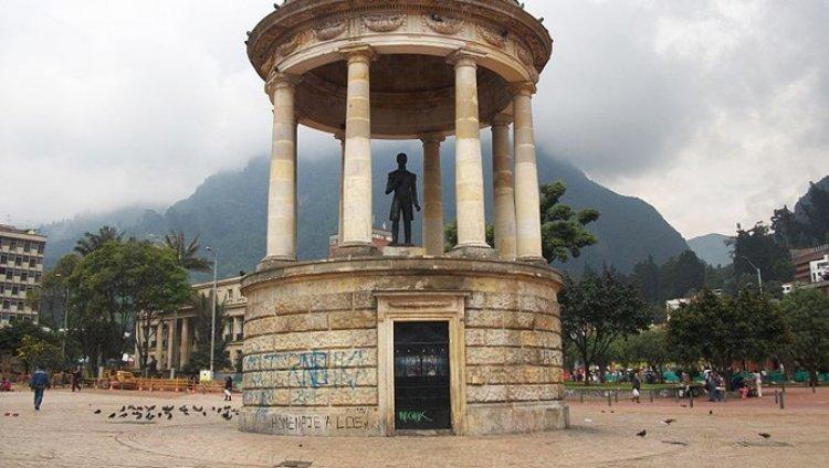 La obra de Pietro Cantini en Bogotá
