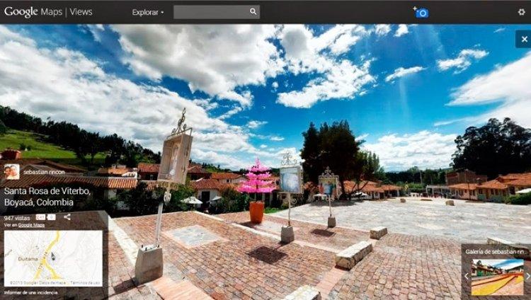 Nueva opción para compartir fotos en Google Maps