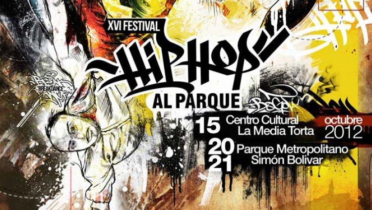 Radiónica en Hip Hop Al Parque 2012