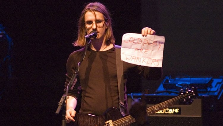 """The Raven That Refused To Sing"" de Steven Wilson"