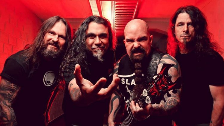 Slayer sale del abismo