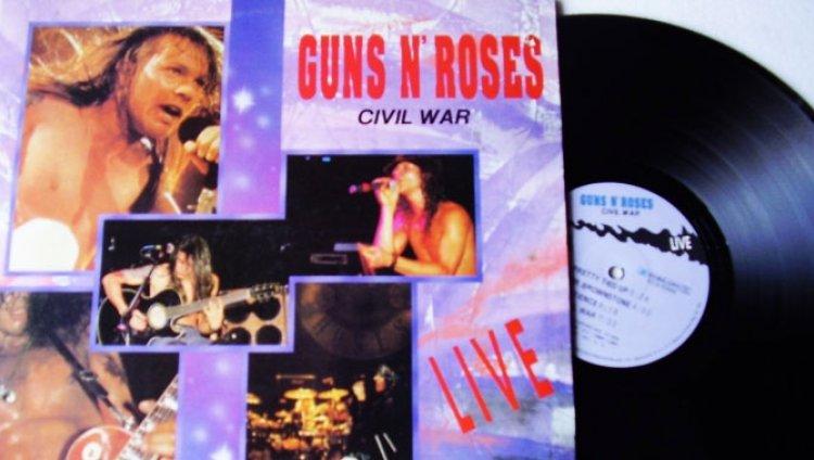 La Morateka: guerra civil en Guns N' Roses