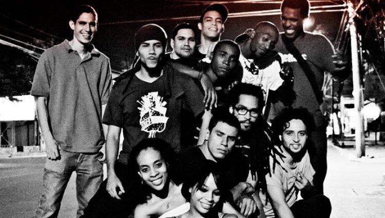 Lanzamiento del primer álbum de los caleños Zalama Crew