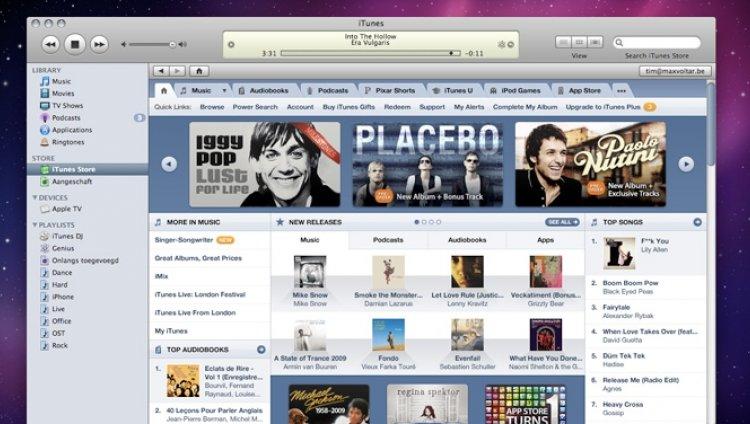 La tienda de música iTunes abrirá el 8 de diciembre en Colombia