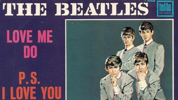 El primer sencillo de The Beatles es libre en Europa